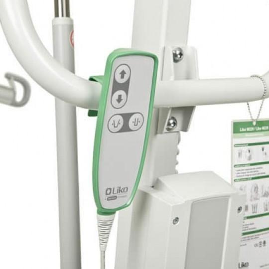 Liko M220 Electric Patient Lift Controls