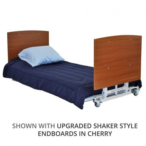 Med Mizer AllCare Floor Level Low Bariatric Bed