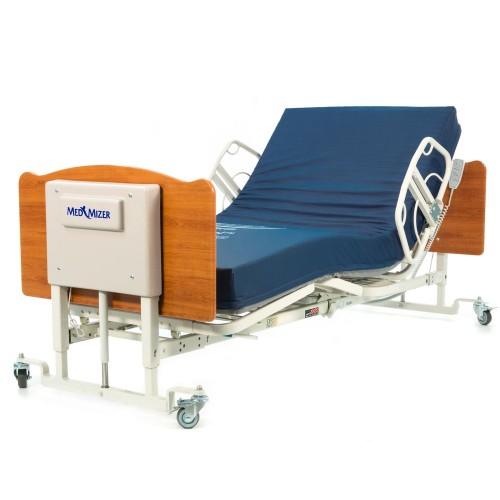 Med Mizer Comfort Wide EX8000 Bariatric Low Bed