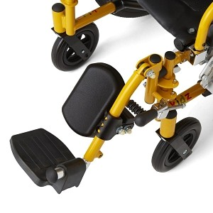 Medline Kidz Pediatric Wheelchair footrest