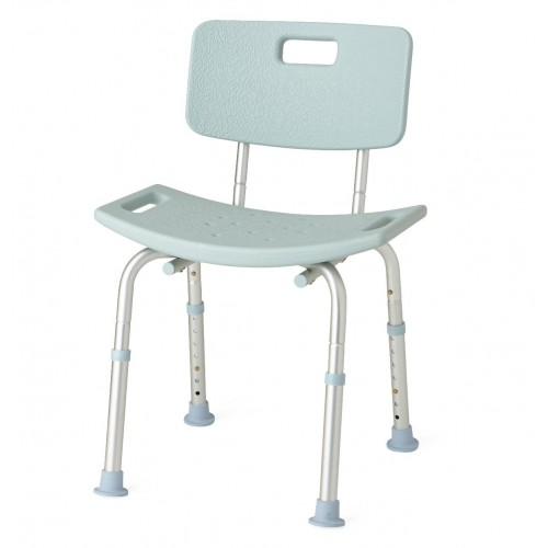 Medline Shower Chair with Back