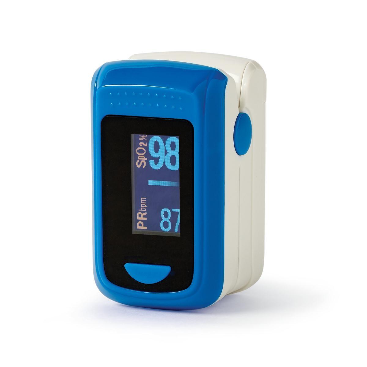 Medline Soft-Touch Finger Pulse Oximeter