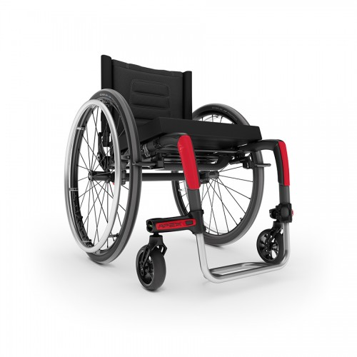 Red Motion Composites Apex Wheelchair