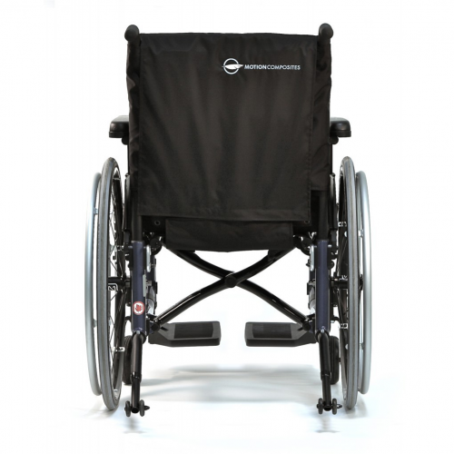 Back view of Motion Composites Helio A7 Wheelchair