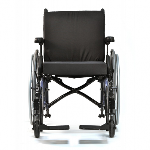 Front view of Motion Composites Helio A7 Wheelchair