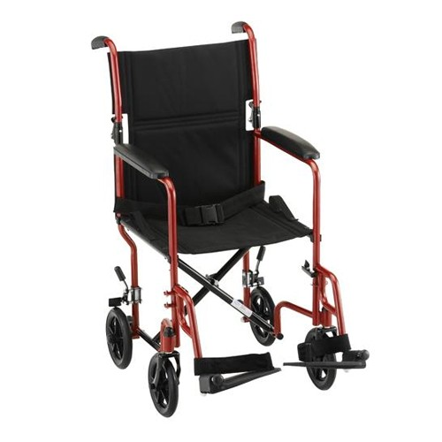 "Nova 19"" Lightweight Transport Chair"