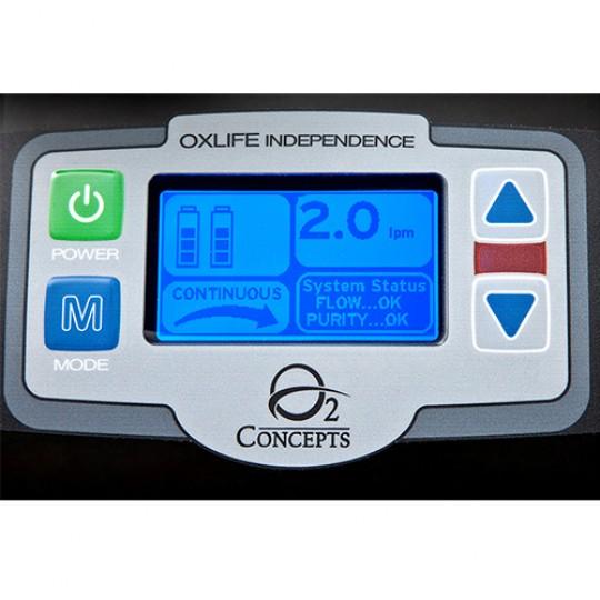 O2 Concepts POC Controls