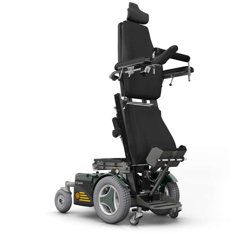 Permobil C500 VS Standing Power Wheelchair