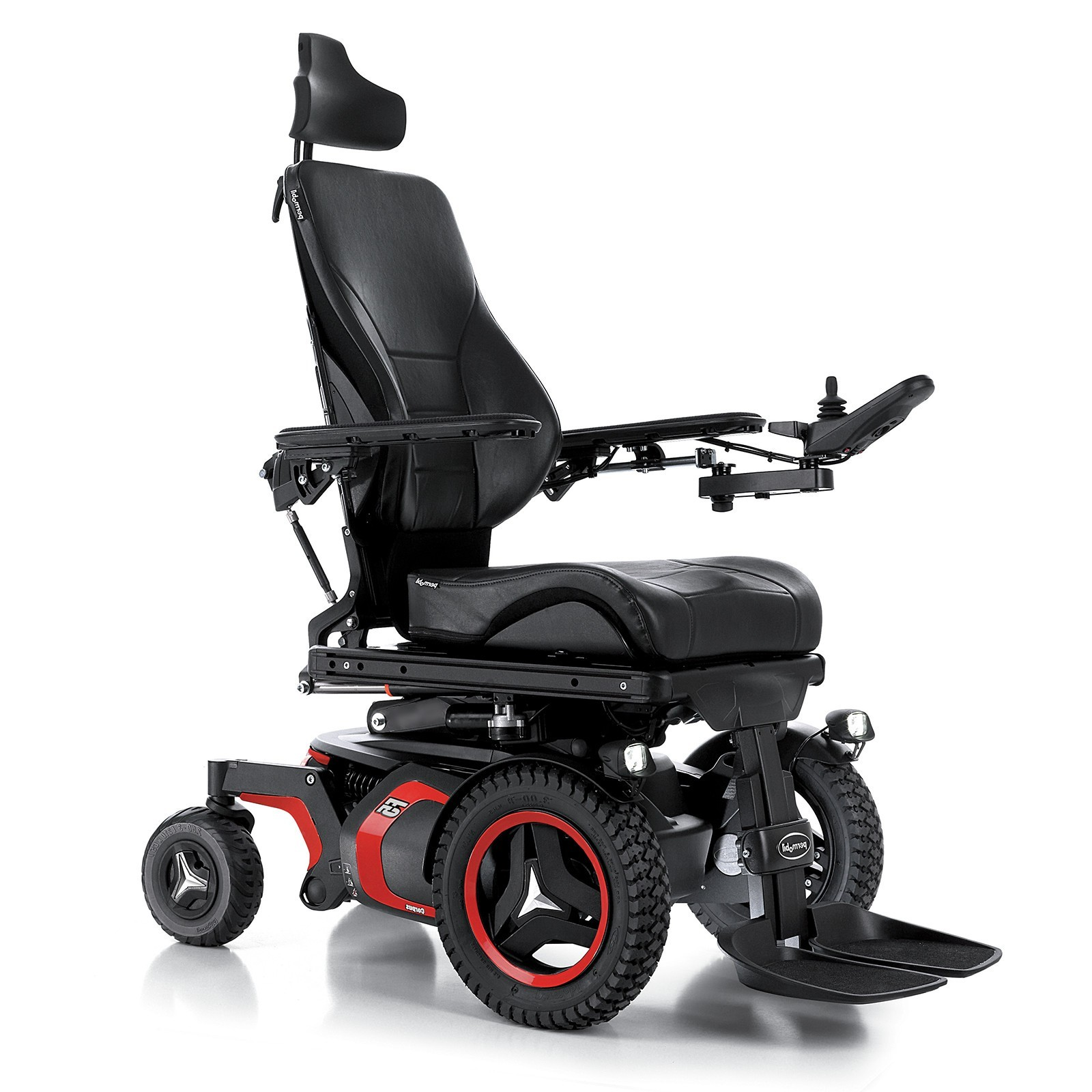 Permobil F5 Corpus Front Wheel Power Wheelchair