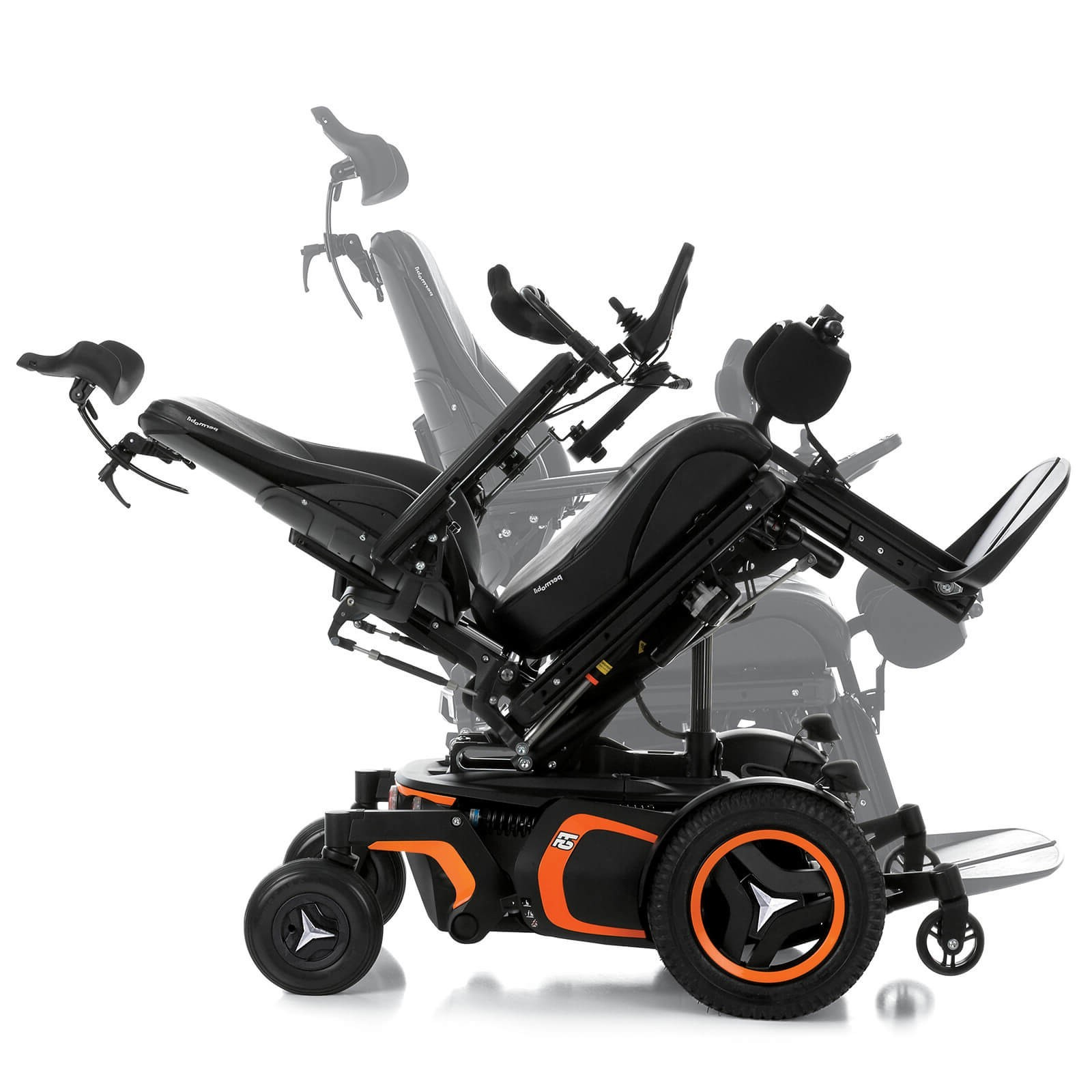 Permobil F5 Corpus VS Standing Power Wheelchair