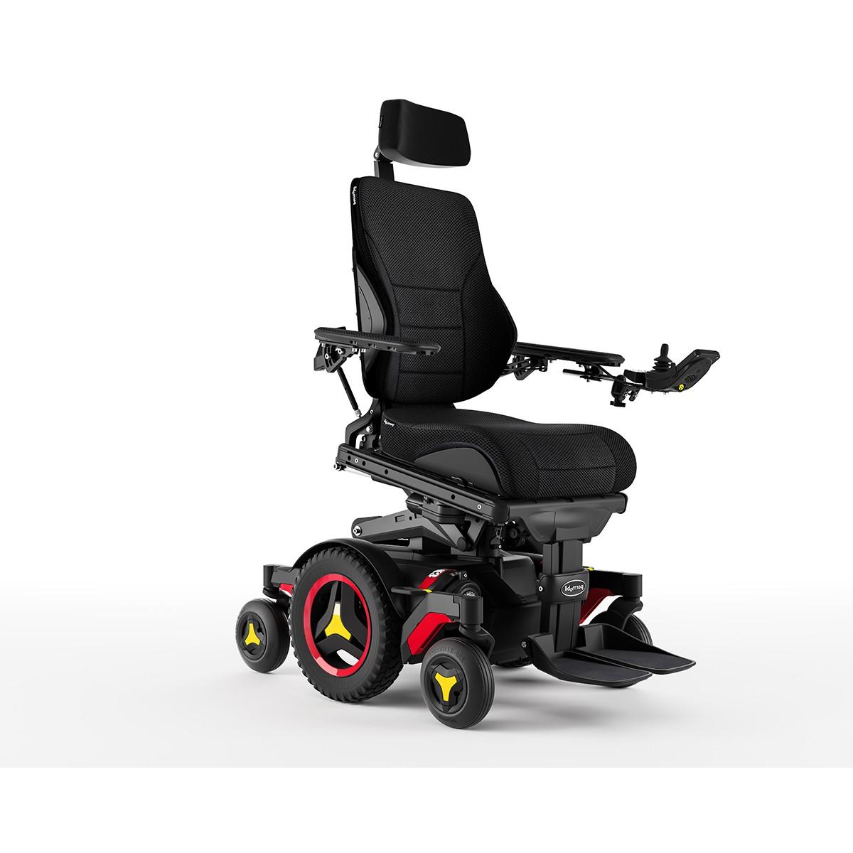 Permobil M3 Corpus Mid Wheel Power Wheelchair