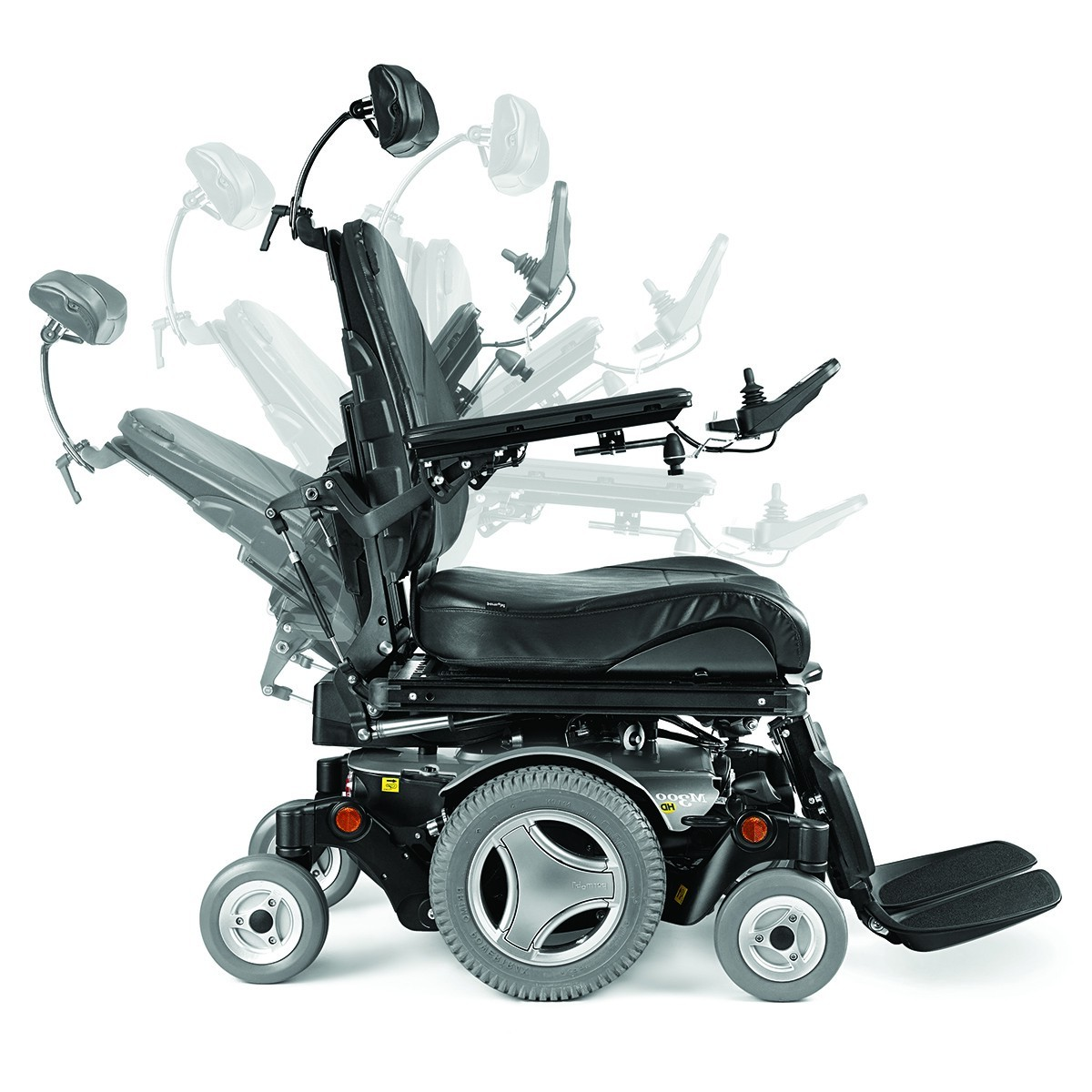 Permobil M300 Corpus HD Heavy Duty Power Wheelchair