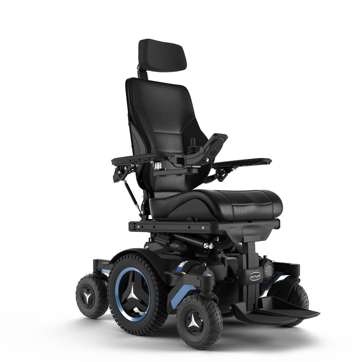 Permobil M5 Corpus Mid Wheel Power Wheelchair