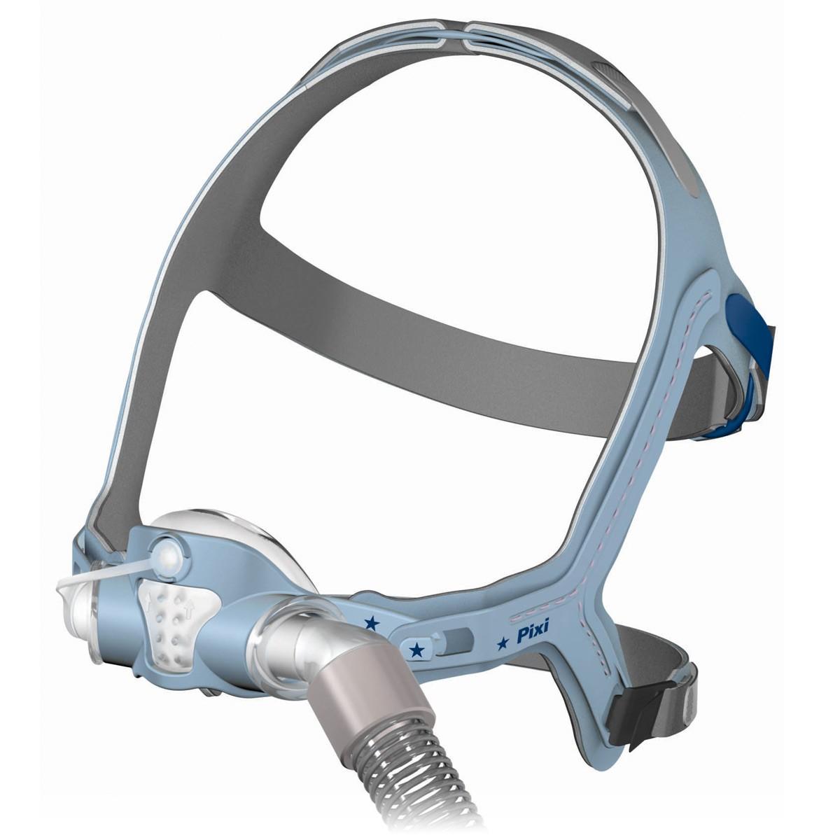 Pixi Pediatric Nasal CPAP Mask with Headgear