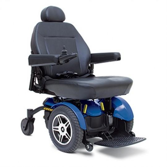 Blue Pride Jazzy Elite 14 Power Wheelchair