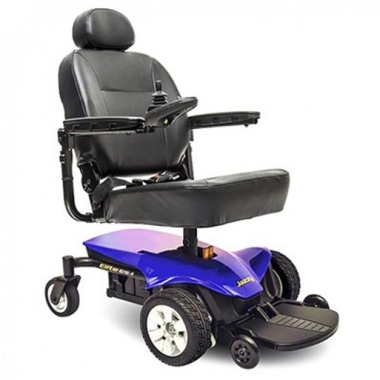 Blue Pride Jazzy Elite ES-1 Power Wheelchair