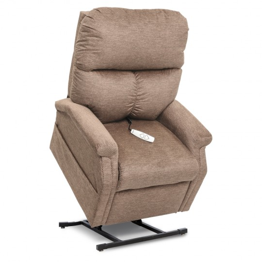 Beige Pride Mobility Classic LC-250 3-Position Lift Chair