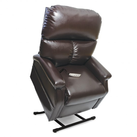Dark Brown Pride Mobility Classic LC-250 3-Position Lift Chair