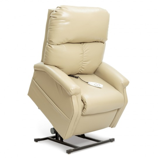 White Pride Mobility Classic LC-250 3-Position Lift Chair