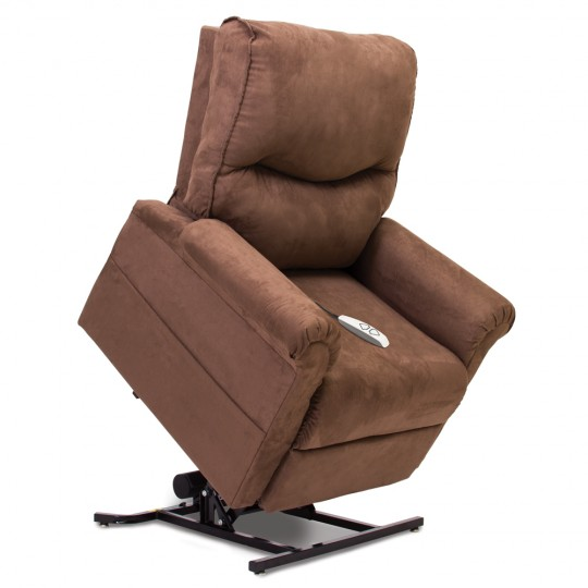 Brown Pride Mobility Essential LC-105 3-Position Lift Chair