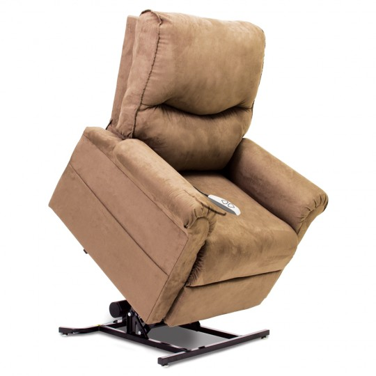 Beige Pride Mobility Essential LC-105 3-Position Lift Chair
