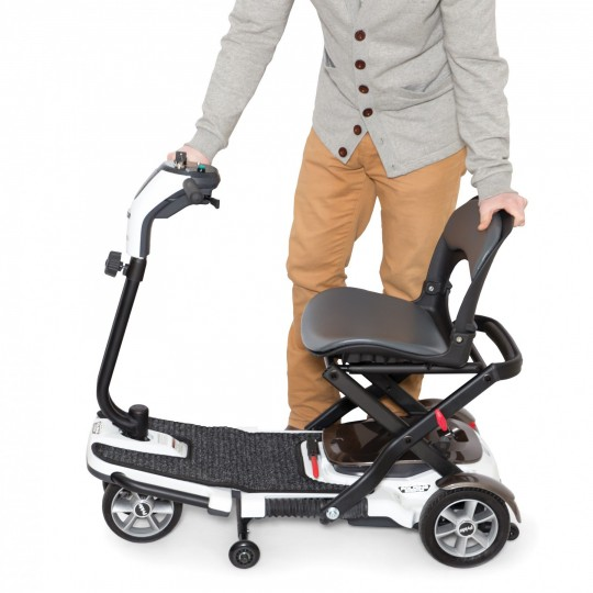 Pride Mobility Go-Go Folding Mobility Scooter
