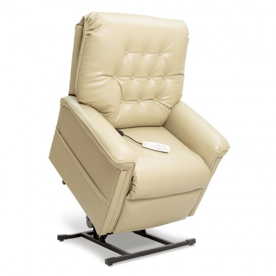 Cream Pride Mobility Heritage LC-358 3-Position Lift Chair