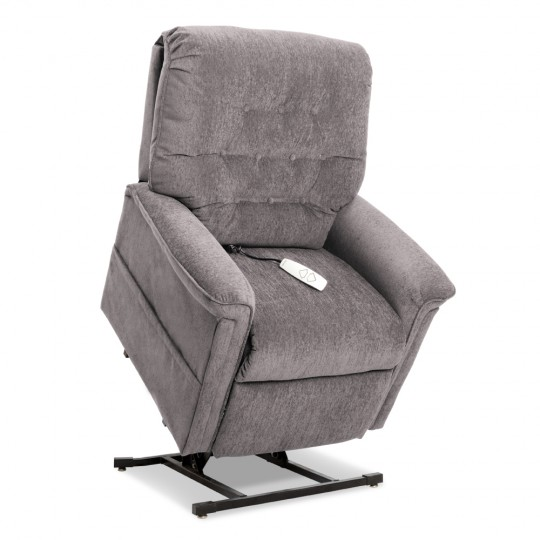 Grey Pride Mobility Heritage LC-358 3-Position Lift Chair