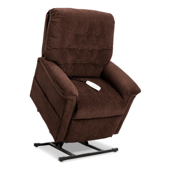 Brown Pride Mobility Heritage LC-358 3-Position Lift Chair