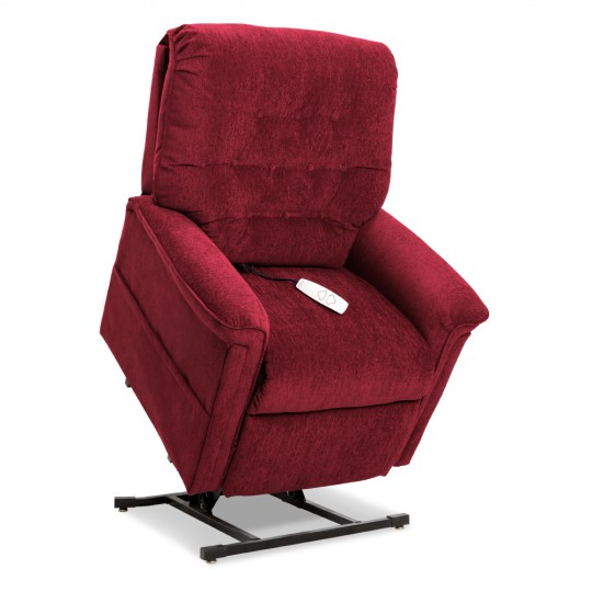 Red Pride Mobility Heritage LC-358 3-Position Lift Chair