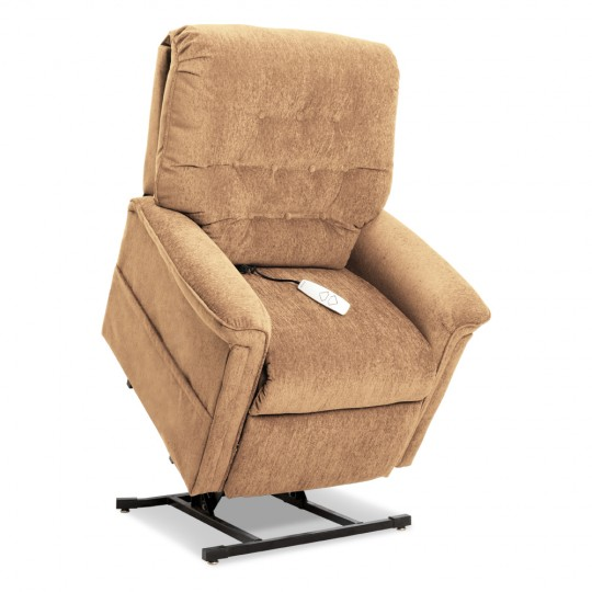 Beige Pride Mobility Heritage LC-358 3-Position Lift Chair