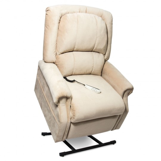 Cream Pride Mobility Home Décor NM-415 3-Position Lift Chair