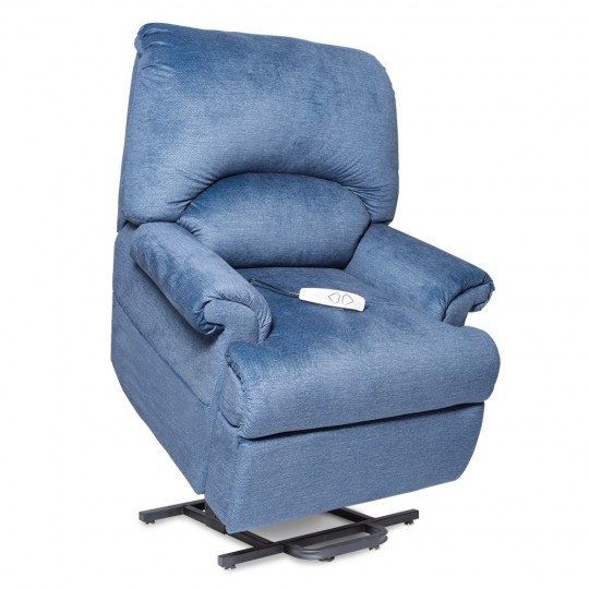 Blue Pride Mobility Wall Hugger 2-Position Lift Chair
