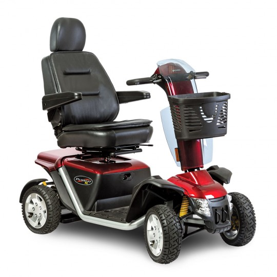 Pride Pursuit XL 4 Wheel Mobility Scooter