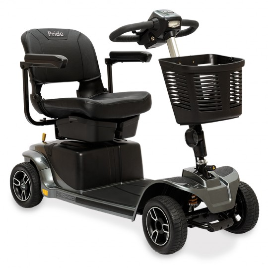 Pride Revo 2.0 4-Wheel Mobility Scooter