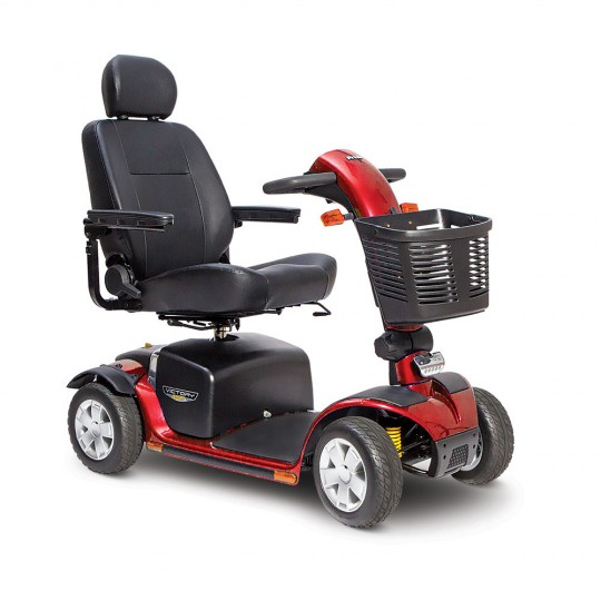 Pride Victory 10 Sport 4-Wheel Mobility Scooter
