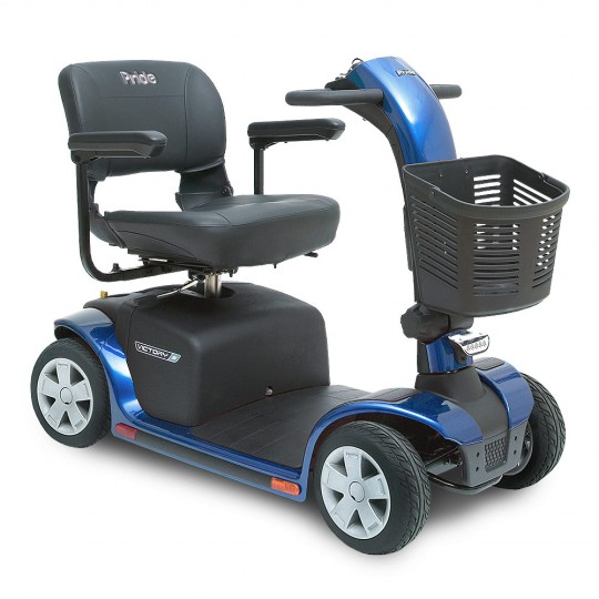 Blue Pride Victory 9 4-Wheel Mobility Scooter