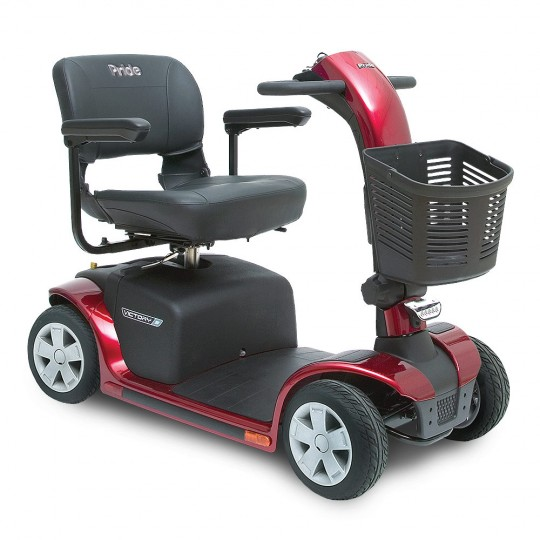 Pride Victory 9 4-Wheel Mobility Scooter