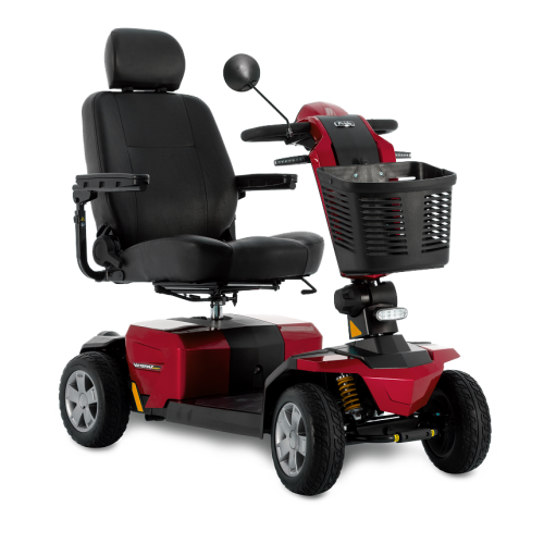 Red Pride Victory LX Sport 4 Wheel Mobility Scooter