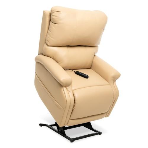 Cream Pride VivaLift Escape Infinite Position Lift Chair
