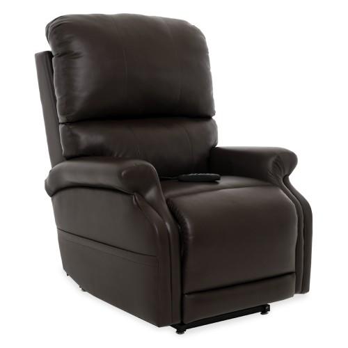 Dark Brown Pride VivaLift Escape Infinite Position Lift Chair