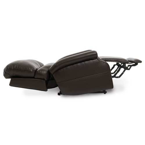 Brown Extended Pride VivaLift Escape Infinite Position Lift Chair