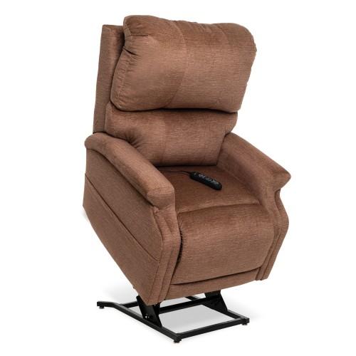Light Brown Pride VivaLift Escape Infinite Position Lift Chair