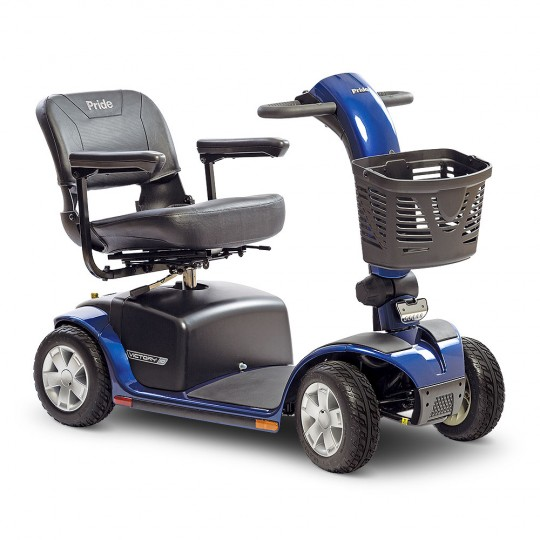Blue Pride Victory 10 4-Wheel Mobility Scooter