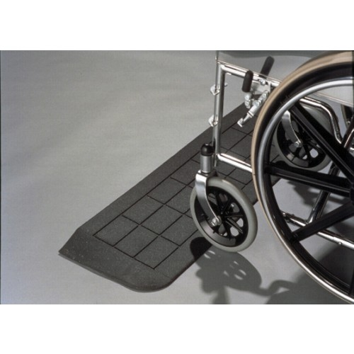 Wheels of PVI Rubber Threshold