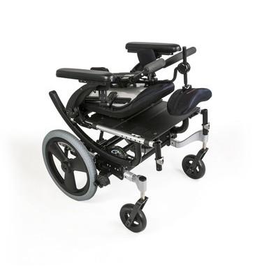 Quickie Iris Tilt-in-Space Manual Wheelchair