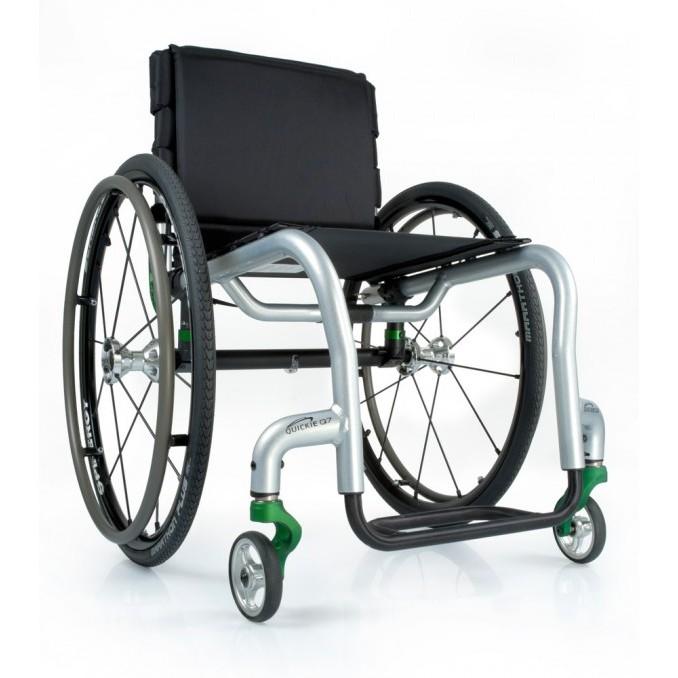 Quickie Q7 NextGen Manual Rigid Wheelchair