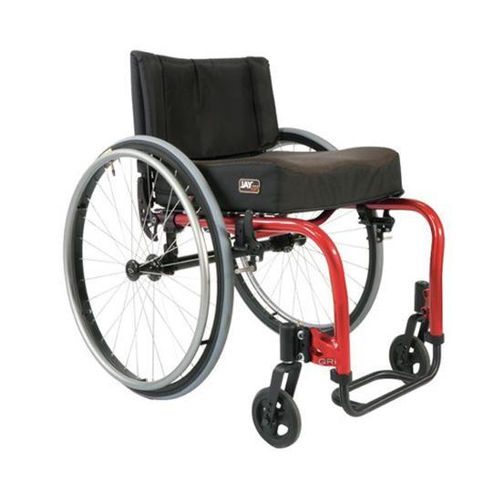 Quickie QRi Rigid Manual Wheelchair