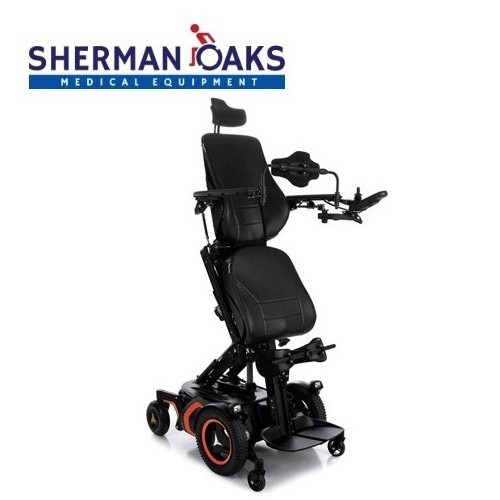 permobil rehab standing power chair rental