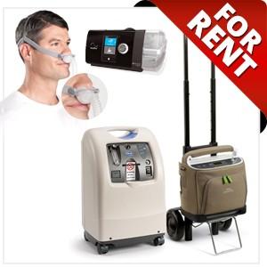 Respiratory Equipment Rentals